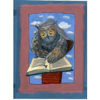 Reader Owl